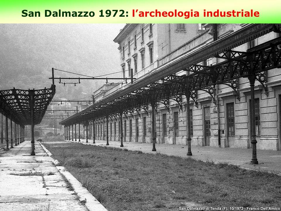 San Dalmazzo 1972: l'archeologia industriale 9