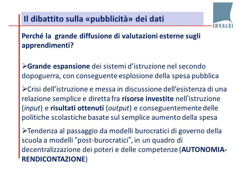Risultati in PISA 2009 e spesa per studente