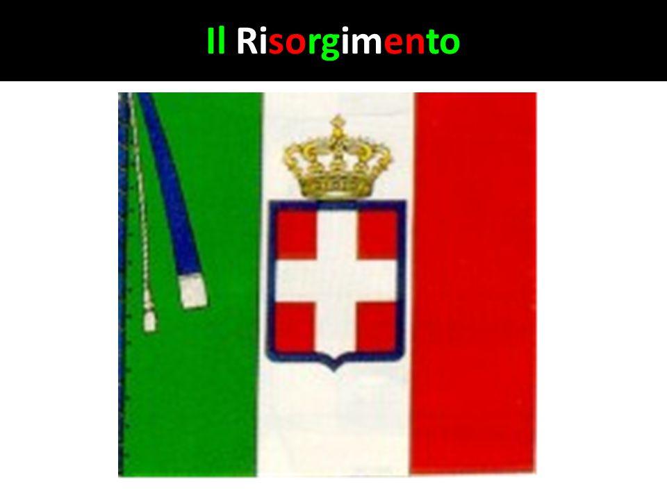 Dall' Unità d' Italia ai giorni nostri