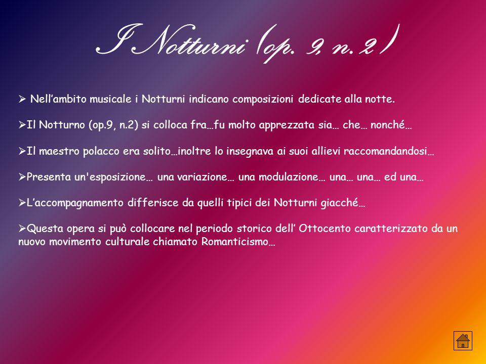 I Notturni (op.