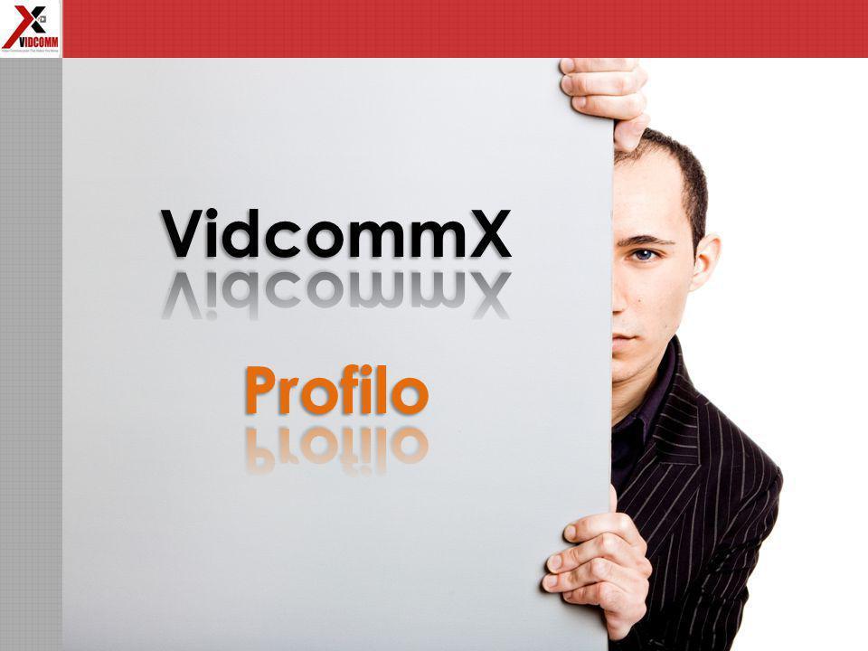 VidcommX LLC.registrata a Dubai.