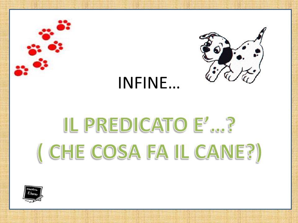 INFINE…