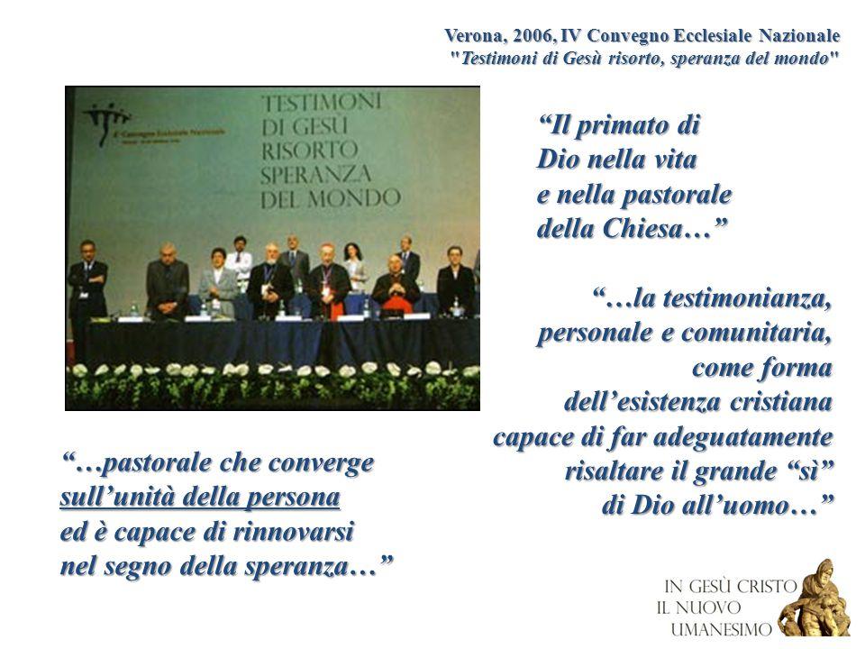 Verona, 2006, IV Convegno Ecclesiale Nazionale