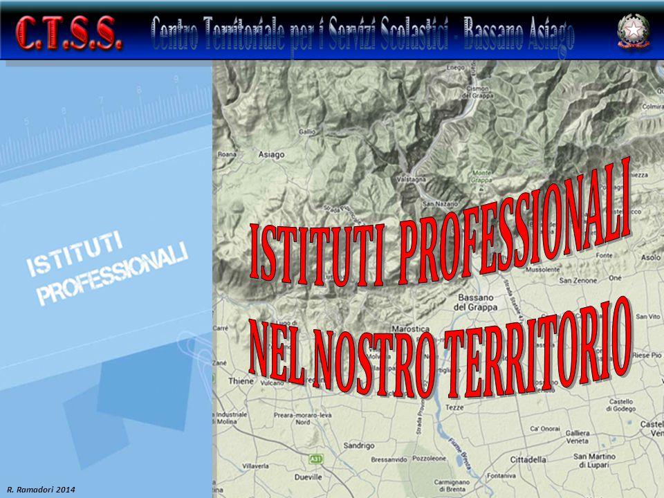 Gli istituti professionali ASIAGO:IIS G.B.PERTILE - IPSIA C.