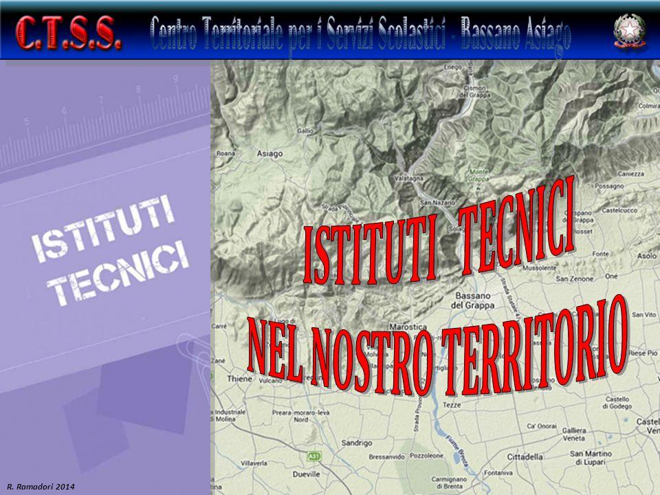Gli Istituti Tecnici ASIAGO:IIS G.B.PERTILE BASSANO:ITCG G.
