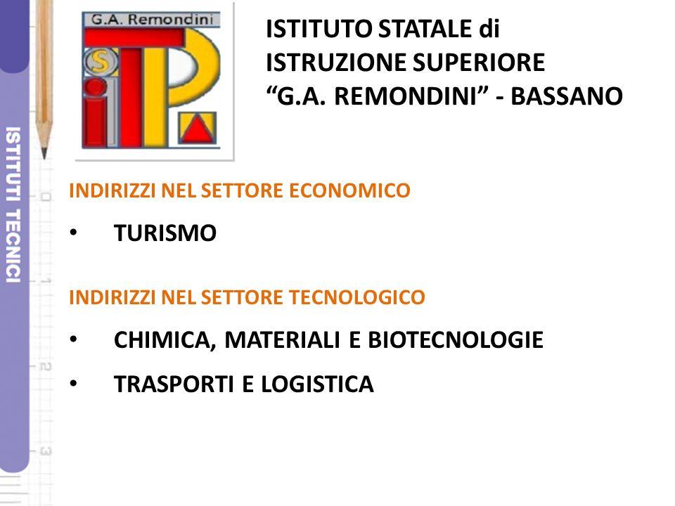 ISTITUTO TECNICO STATALE TECNOLOGICO A.