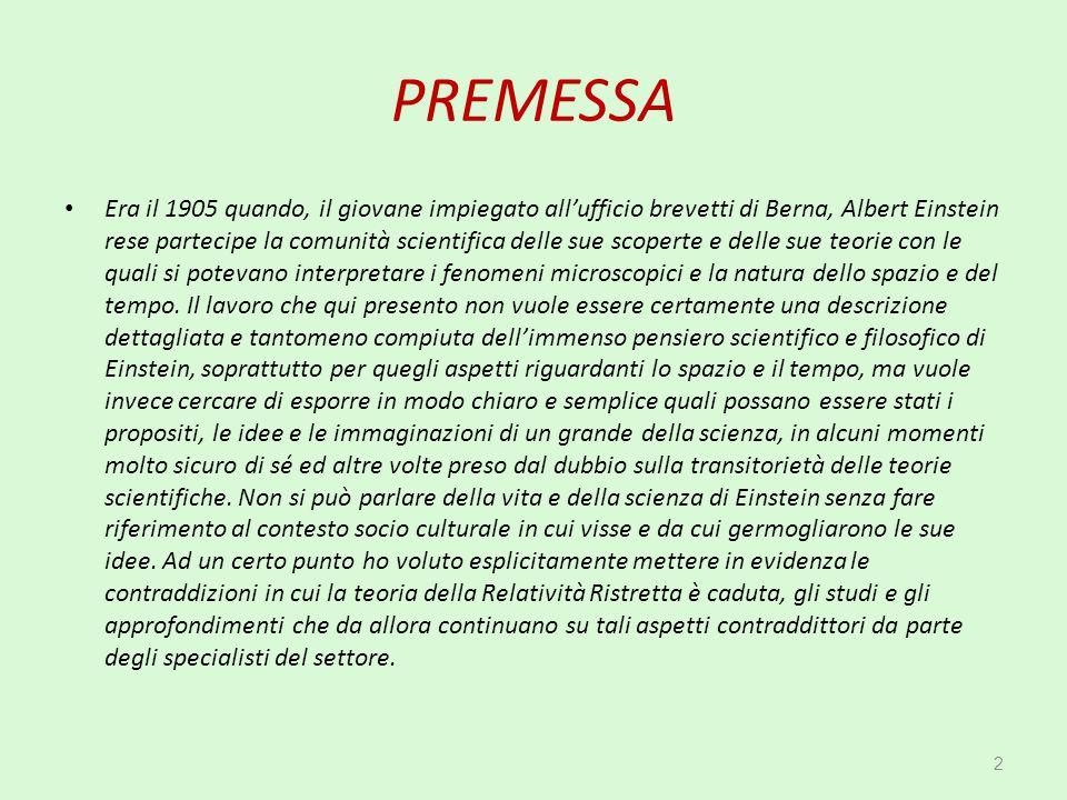 CAPITOLO 6 APPROFONDIAMO IL CONCETTO DI SIMULTANEITÀ. SINCRONIZZAZIONE. 93