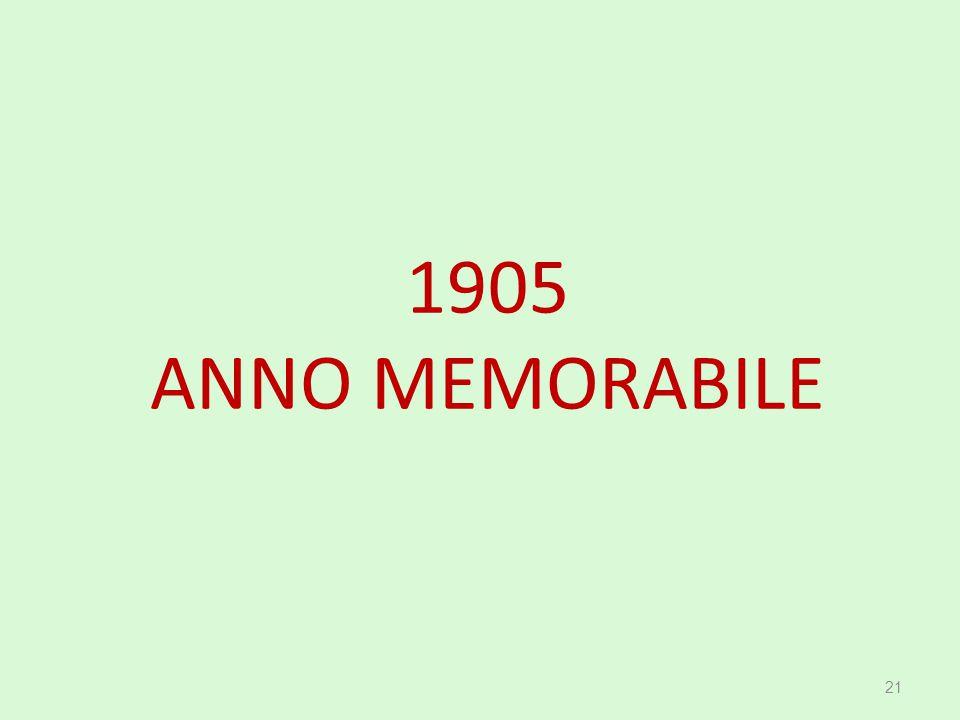 1905 ANNO MEMORABILE 21