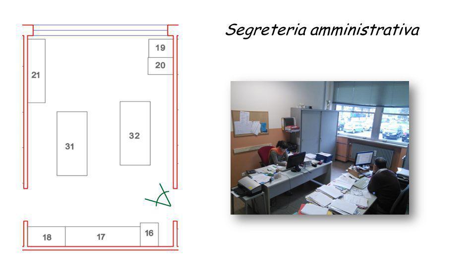 Segreteria amministrativa