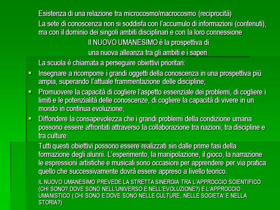 FINALITA' GENERALI: SCUOLA, COSTITUZIONE, EUROPA  La scuola italiana, statale e paritaria, svolge la funzione pubblica assegnatale dalla Costituzione per la formazione di ogni persona e la crescita civile e sociale del Paese.