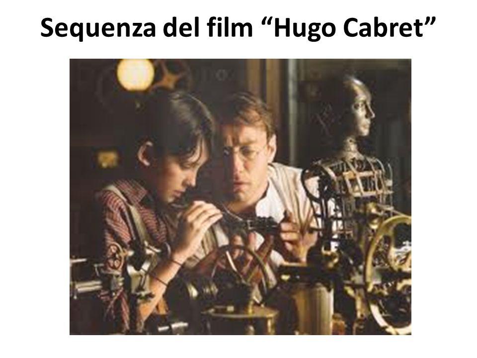 Sequenza del film Hugo Cabret