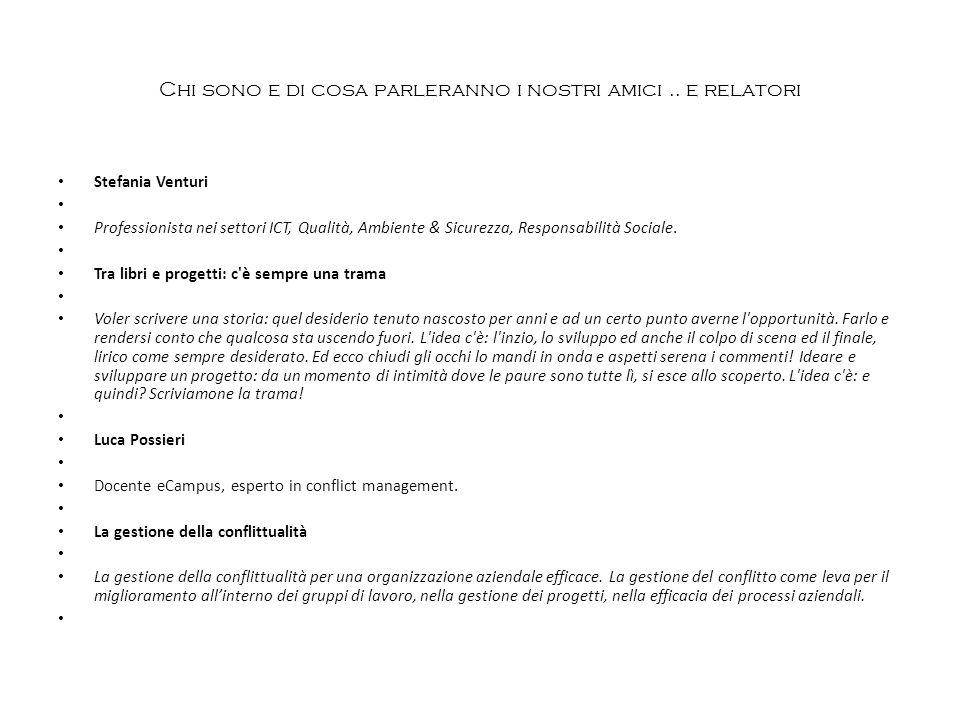 Introduce Damiano Marinelli.
