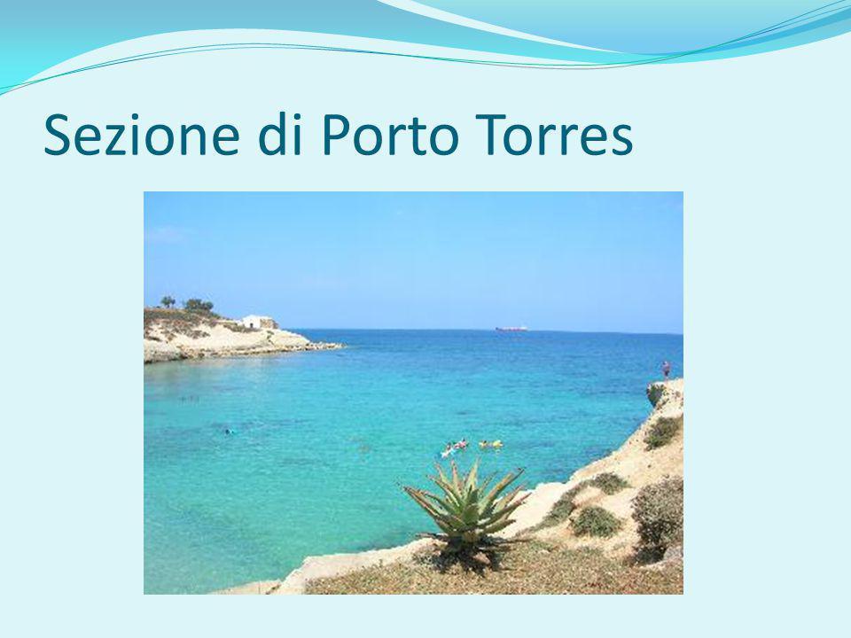 Sezione di Porto Torres