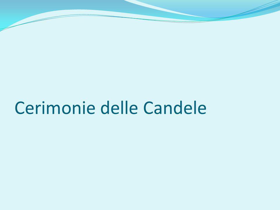 Cerimonie delle Candele