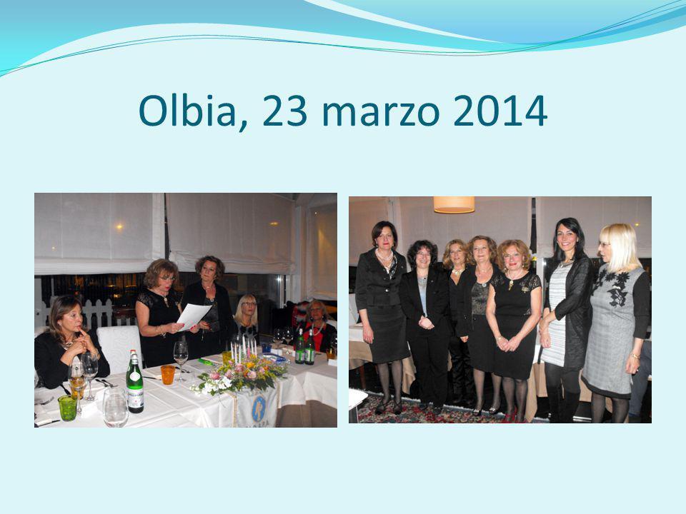 Olbia, 23 marzo 2014