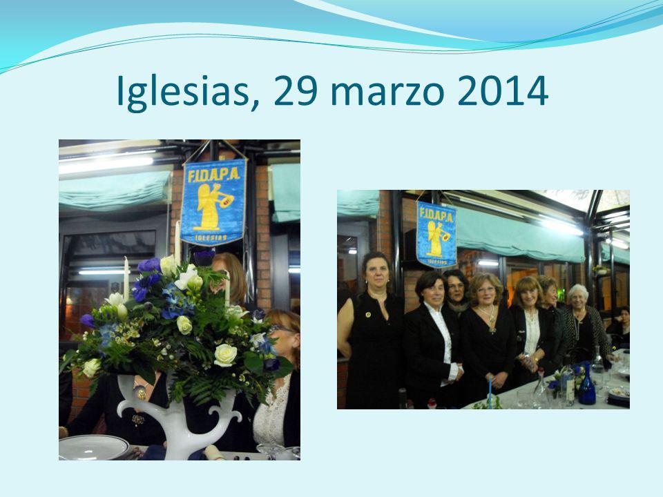 Iglesias, 29 marzo 2014