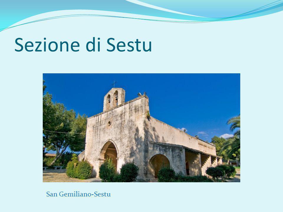 Sezione di Sestu San Gemiliano-Sestu