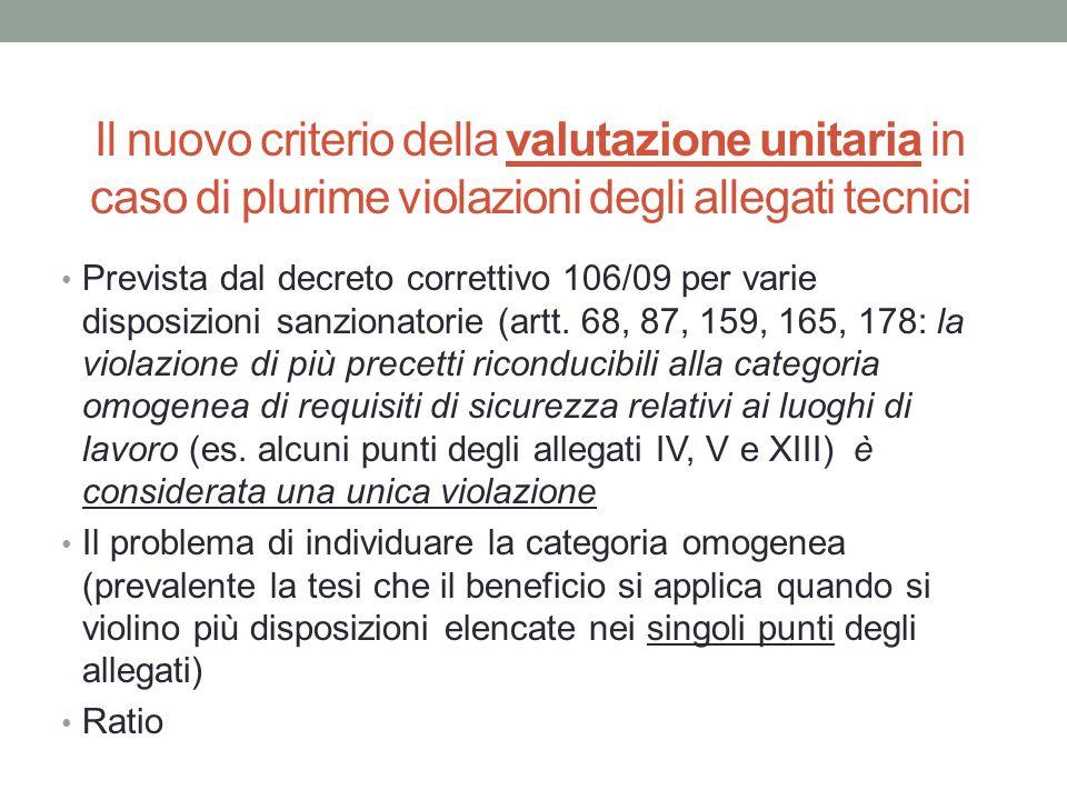 Resp.penale (e civile) del CSE (casistica) Cassazione Penale, Sez.