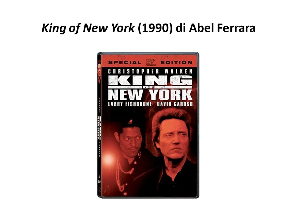 King of New York (1990) di Abel Ferrara