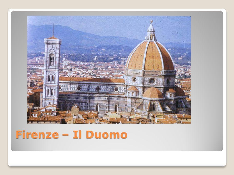 Firenze – Il Duomo
