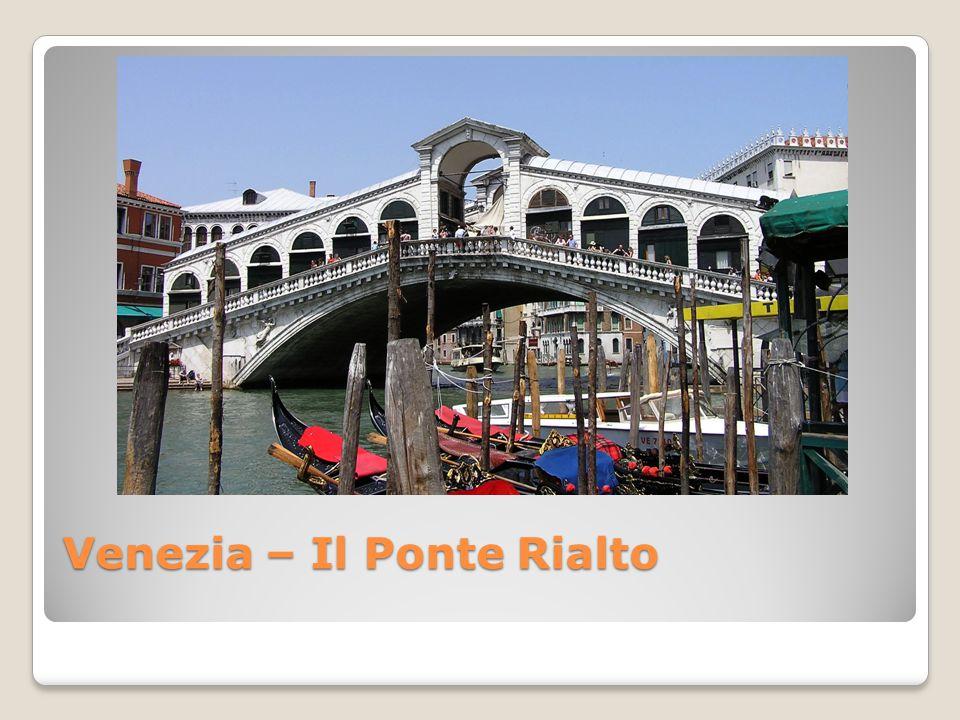 Venezia – Il Ponte Rialto