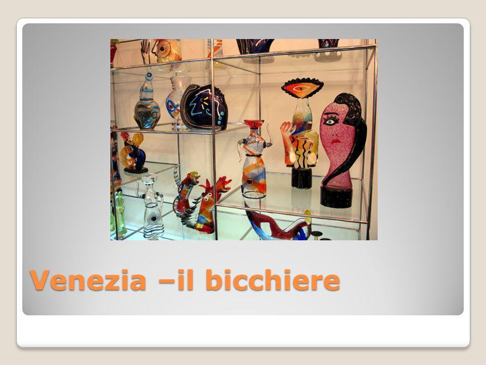 Venezia –il bicchiere