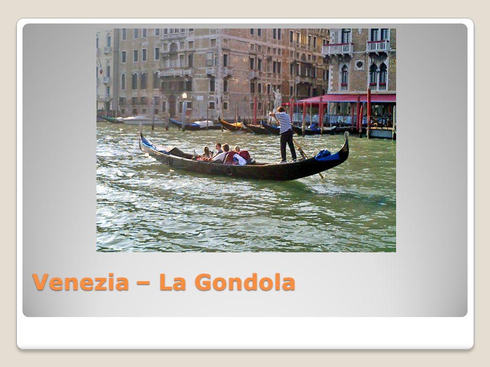 Venezia – La Gondola