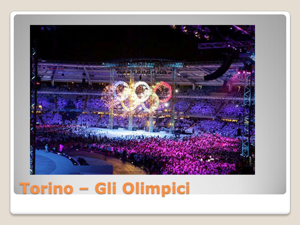 Torino – Gli Olimpici