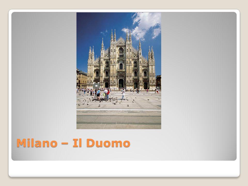 Milano – Il Duomo