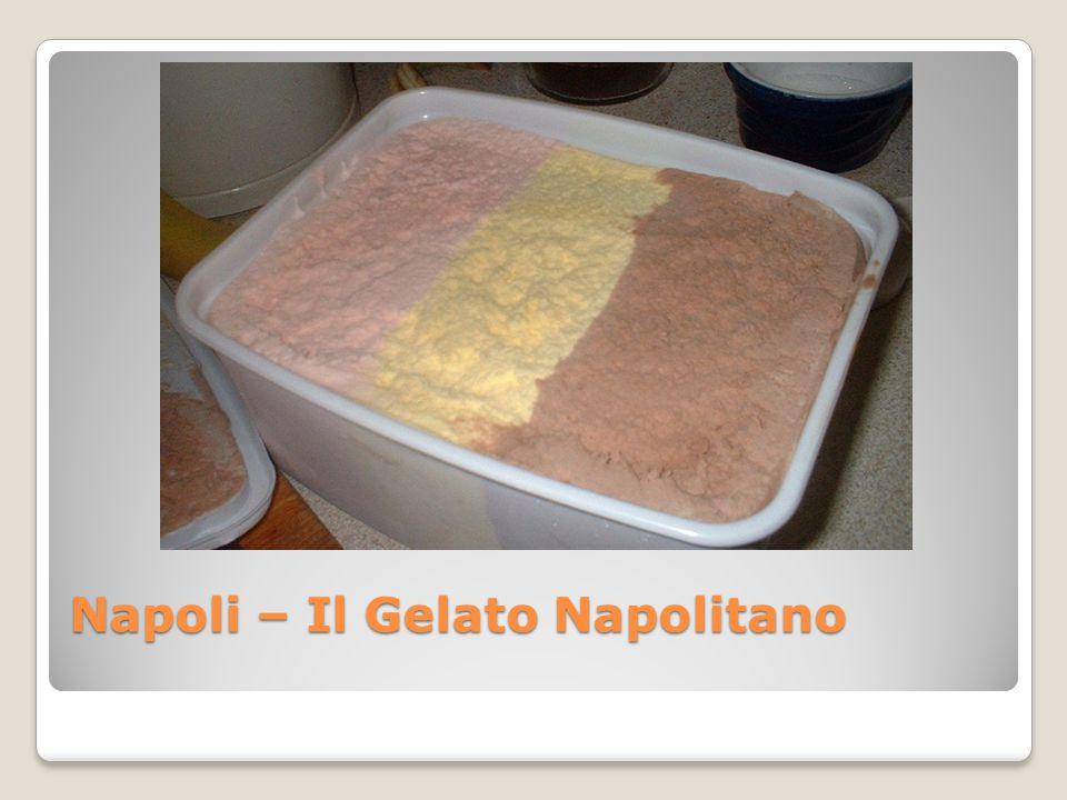 Napoli – Il Gelato Napolitano