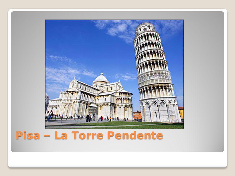 Pisa – La Torre Pendente