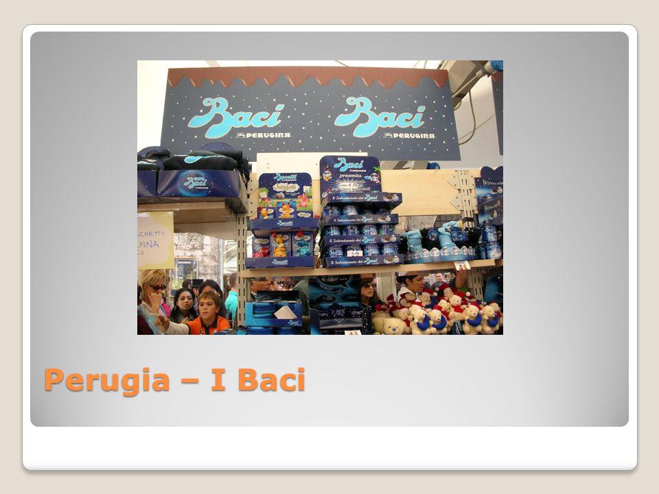 Perugia – I Baci
