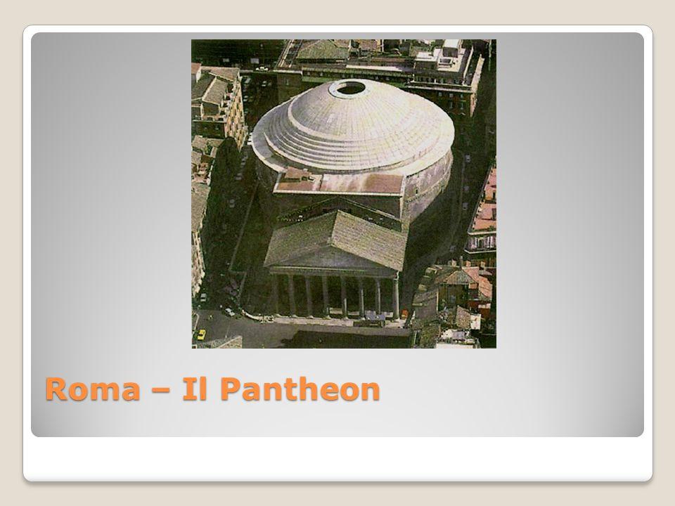 Roma – Il Pantheon