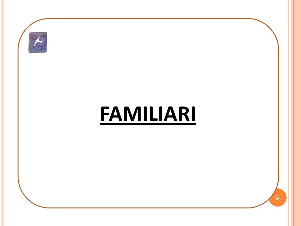 5 FAMILIARI
