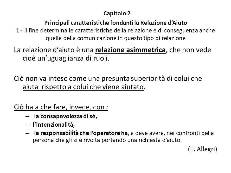 Capitolo 4 - ATTENZIONE !!.