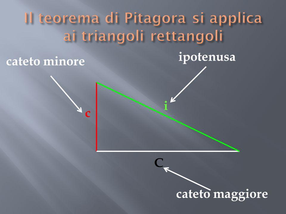 Un rombo ha le diagonali che misurano 40 cm e 42 cm.