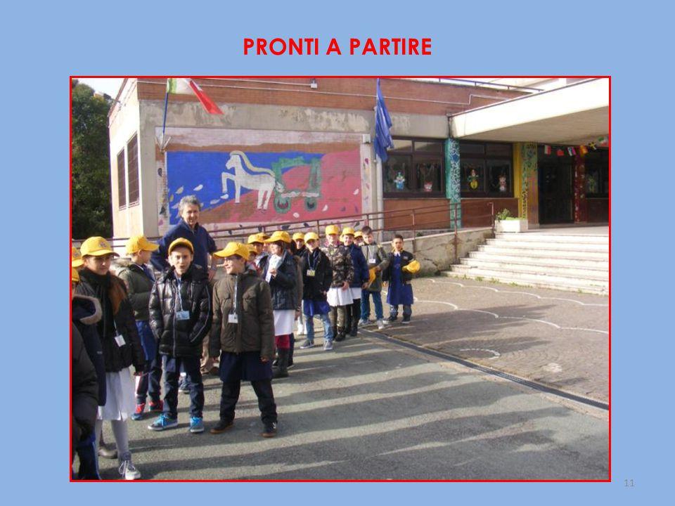 PRONTI A PARTIRE 11