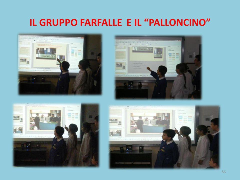 IL GRUPPO FARFALLE E IL PALLONCINO 86