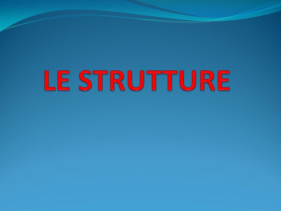 Un tipo di struttura