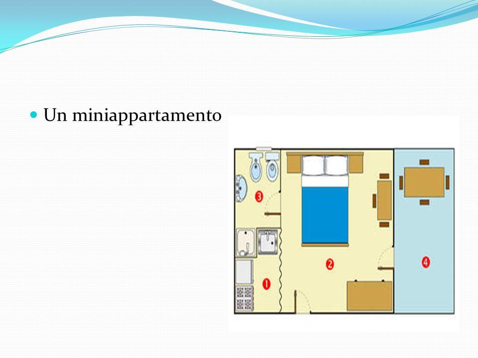 Un miniappartamento
