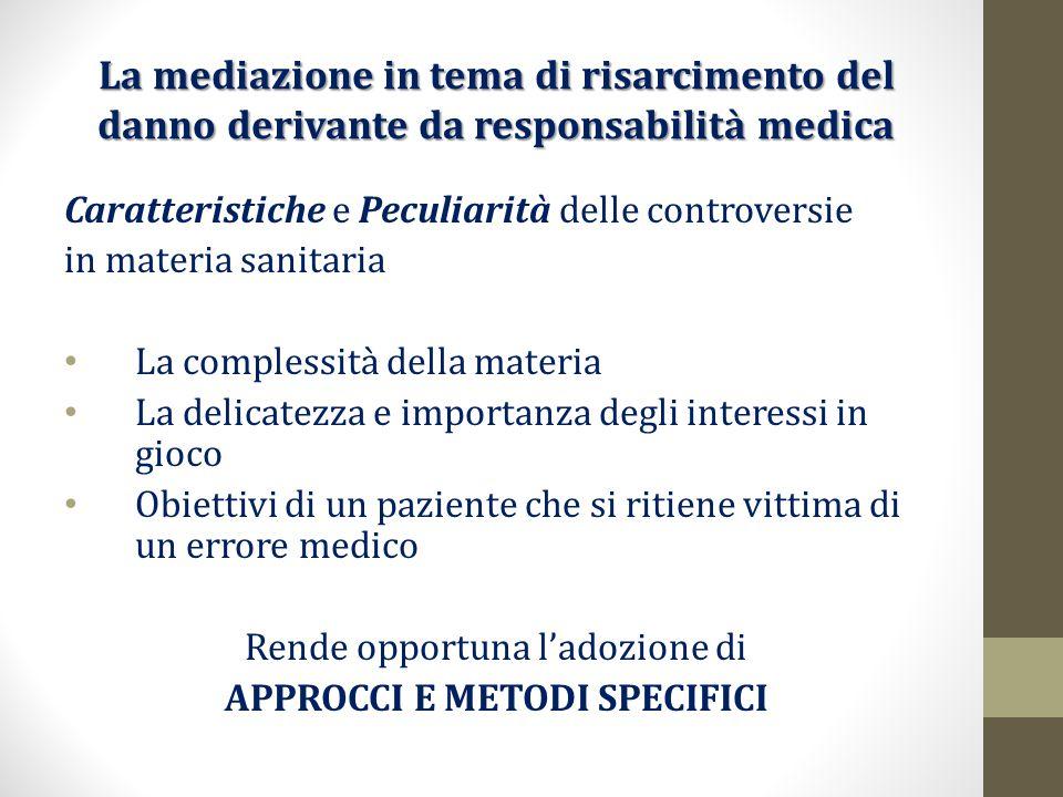 MEDIAZIONE VALUTATIVA MEDIAZIONE FACILITATIVA CO-MEDIAZIONE Tecniche di mediazione