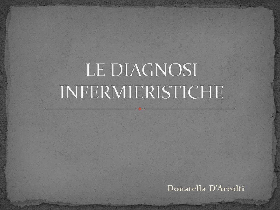 La prima citazione di diagnosi infermieristica è ad opera di McManus risale al 1950.
