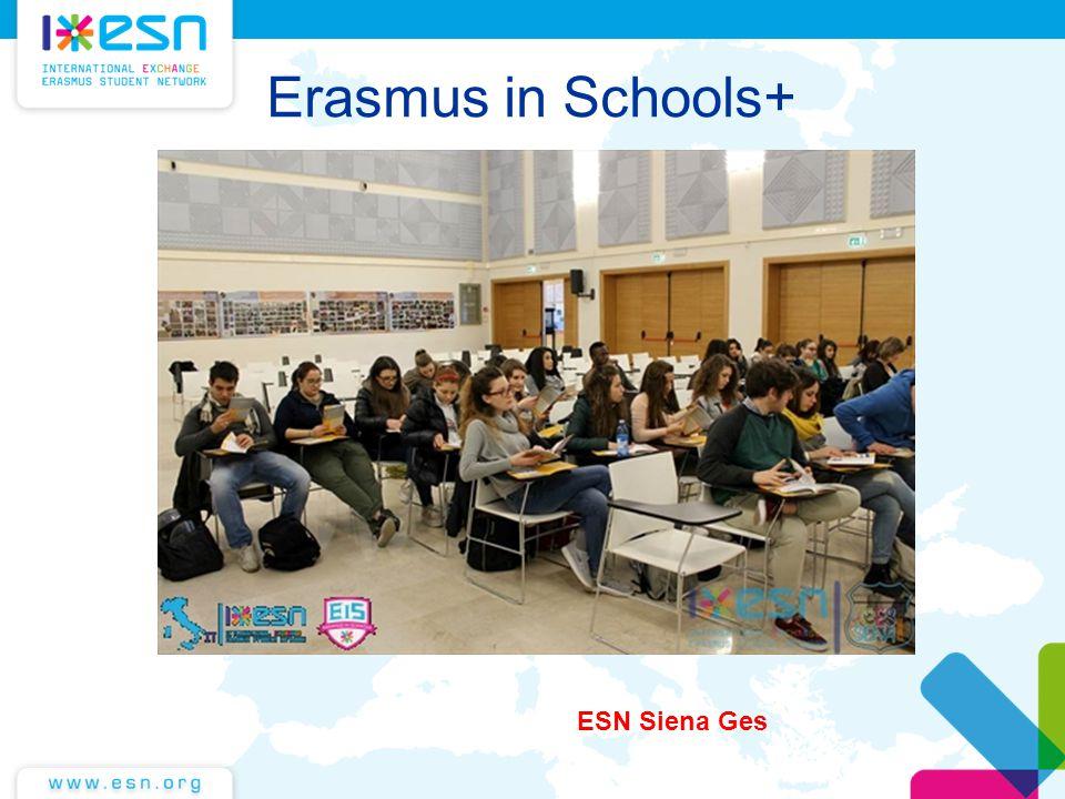 Erasmus in Schools+ ESN Siena Ges