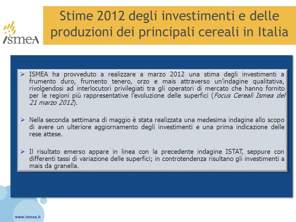 GRAZIE PER LA VOSTRA ATTENZIONE Asa MERCATI c.montanaro@ismea.it www.ismea.it Tel. 06-85568412