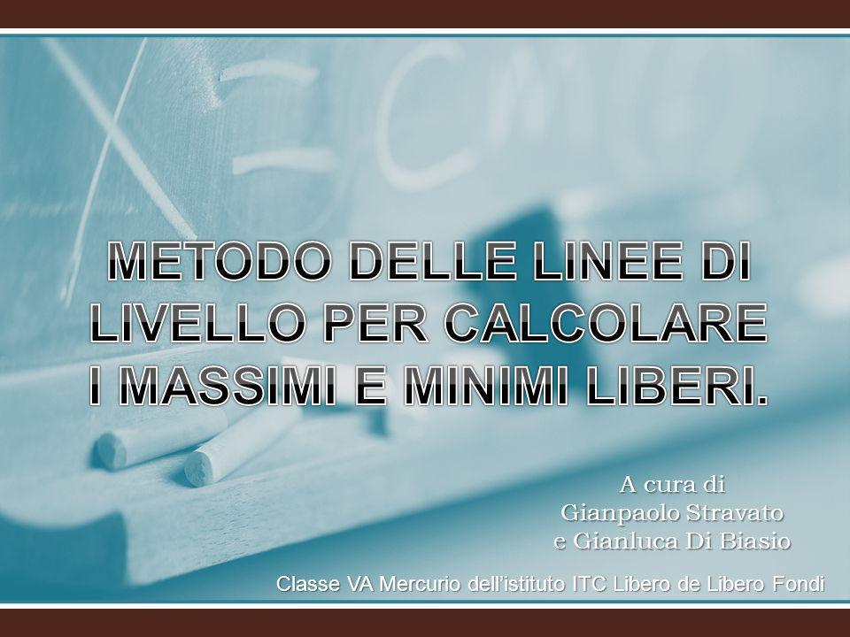 A cura di Gianpaolo Stravato e Gianluca Di Biasio Classe VA Mercurio dell'istituto ITC Libero de Libero Fondi