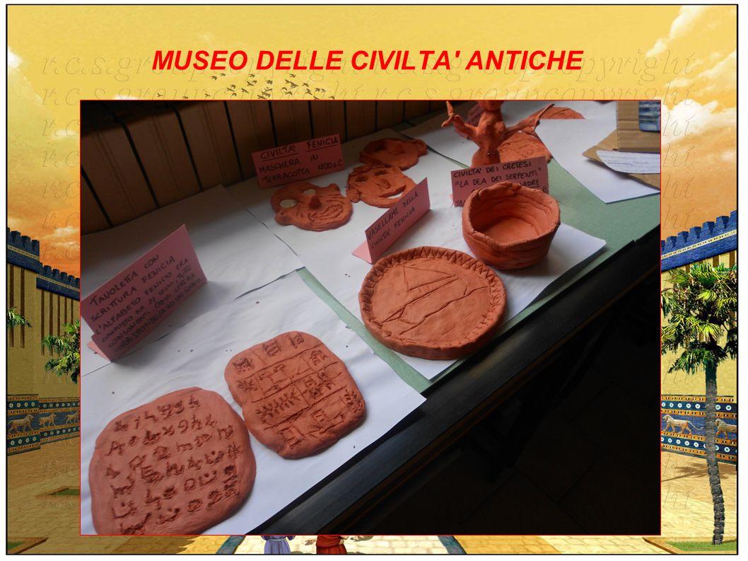 MUSEO DELLE CIVILTA' ANTICHE