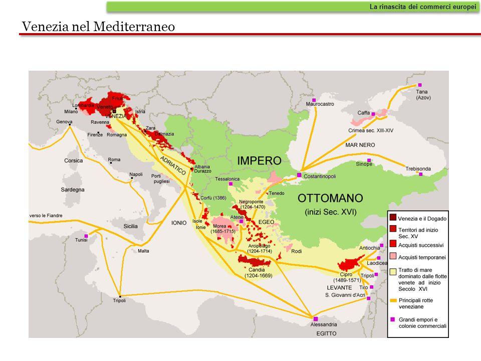 La più importante repubblica marinara fu Venezia, in Veneto; essa: ebbe stretti legami con l'Impero bizantino; dominò fino al XVI secolo il mare Adria