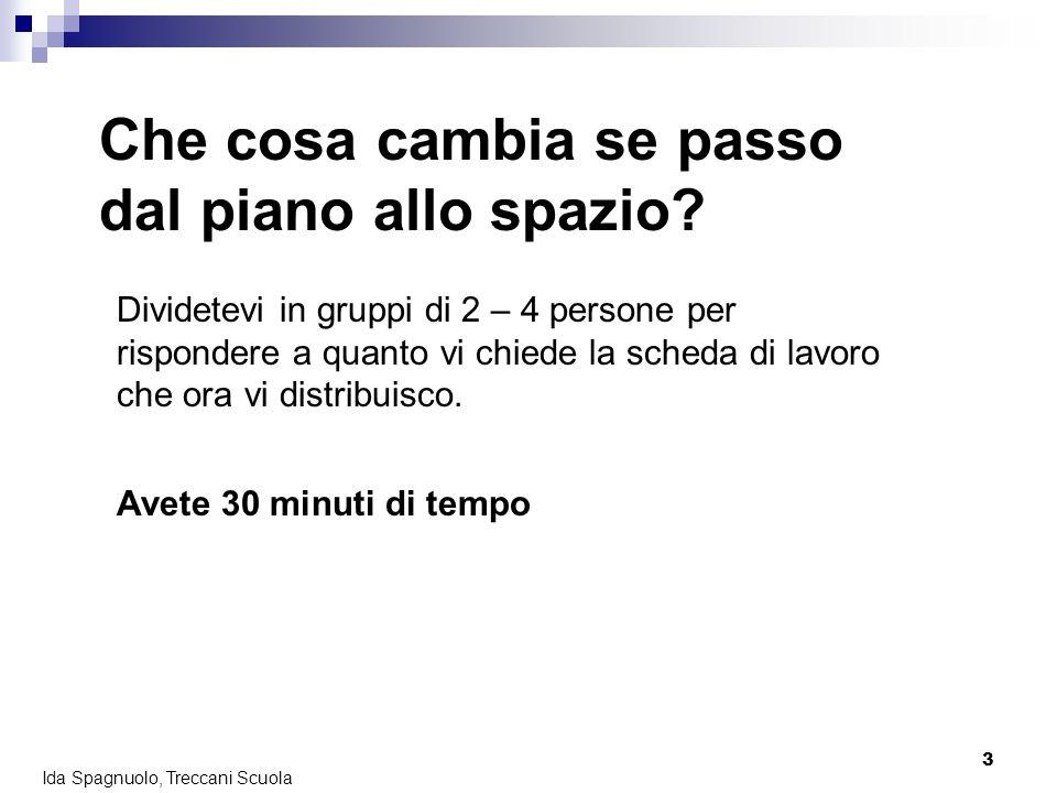4 Ida Spagnuolo, Treccani Scuola Attività Che cosa abbiamo ottenuto.