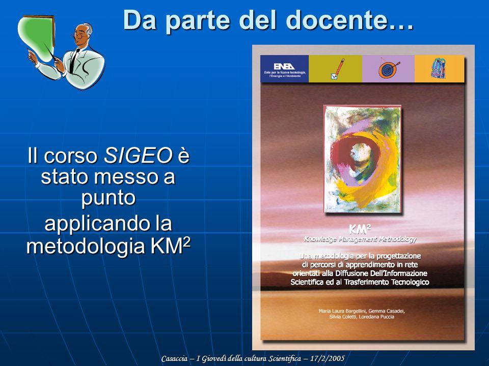 Casaccia – I Giovedì della cultura Scientifica – 17/2/2005