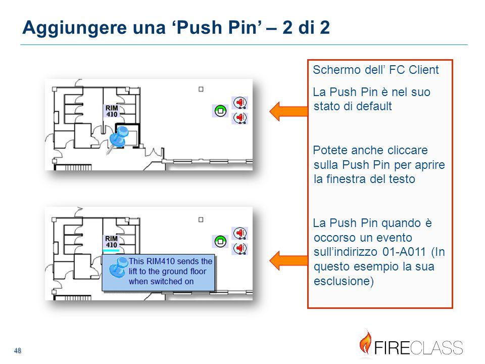 49 49 Impostare il FCG Secure Bloccaggio di un PC (Client) E' solo necessario per garantire che il computer, se utilizzato come workstation utente, dedicato esclusivamente ad operare il software FireClass Graphics, non possa avviare altre applicazioni.
